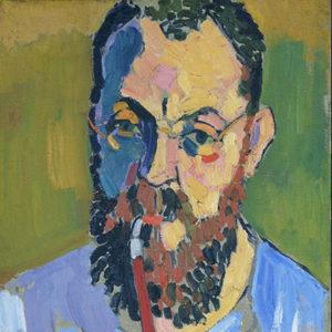 Portrait Henri Matisse