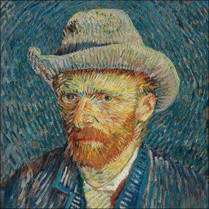 Portrait Vincent van Gogh