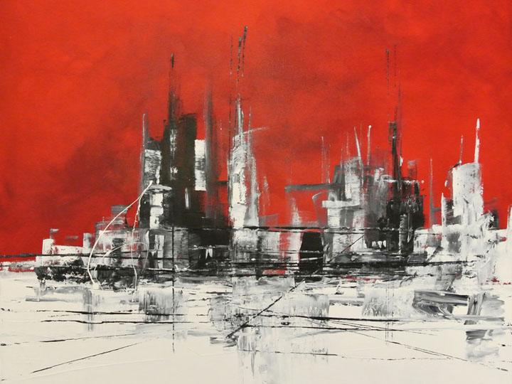kunstfabrik abstrakt orinoko 2