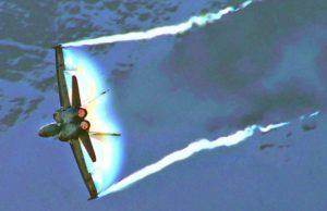 F18 Vollgas