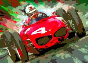 Formel1 old fashion