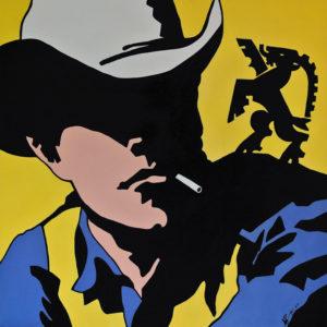 Cowboy vs Grischa